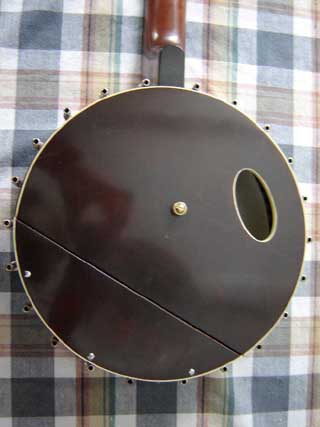 Paul's Trap Door Banjo